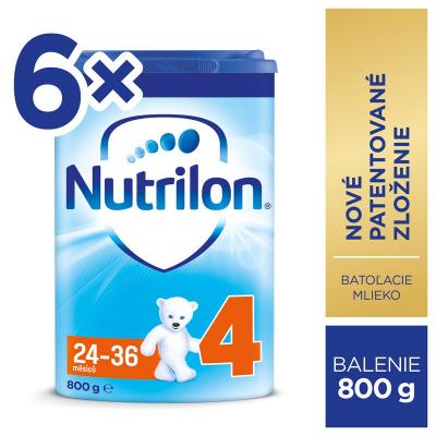 Nutricia Nutrilon 4 6x800 g