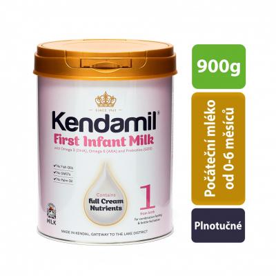 Kendamil dojčenské mlieko 1 - 900g