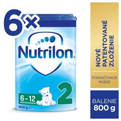 Nutricia Nutrilon 2 6x800 g