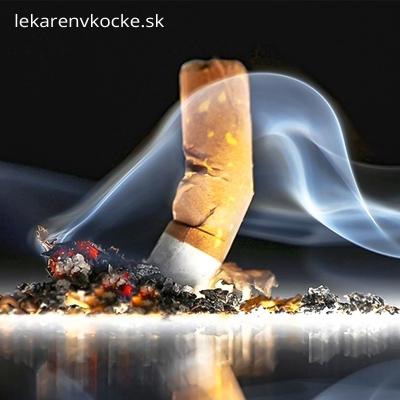 Neblahé účinky fajčenia