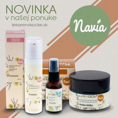 Prírodná kozmetika NAVIA
