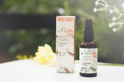 Navia masážny olej Uvoľnenie svalov 50 ml