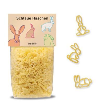 ALB-GOLD pasta pre deti – zajačikovia (250g) - Bio cestovina