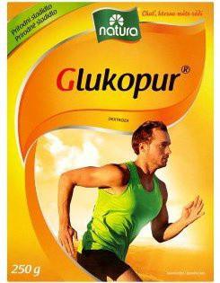 Glukopur (hroznový cukor) prášok 1x1000 g