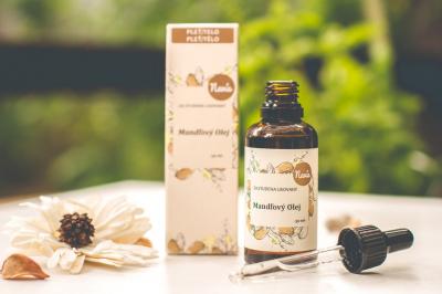 NAVIA Mandľový olej 50 ml