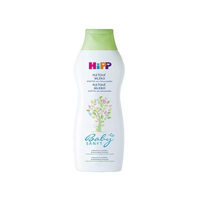 HiPP BabySANFT Pleťové mlieko 1x350 ml