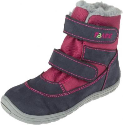 Dievčenské zimné topánky Fare Bare 5141291 č.23