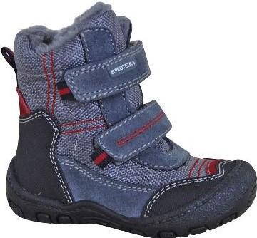 Protetika Zimná detská obuv RIKI navy č.22