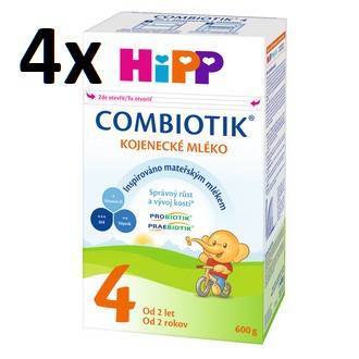 HiPP 4 Combiotik Junior 4 x 600 g