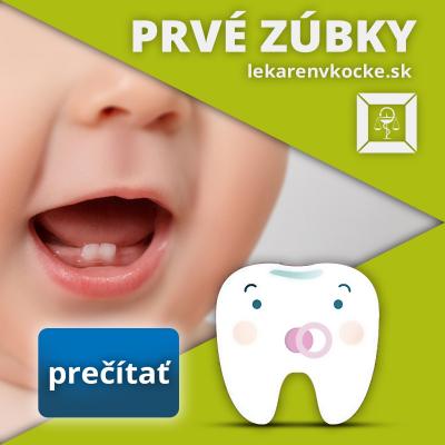 Pomoc pri raste zubov