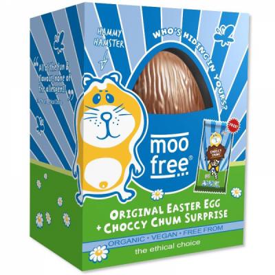 Moo free veľkonočné vajíčko – mliečne (120g)