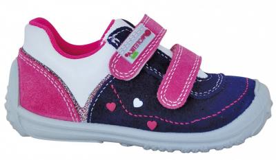 Protetika dievčenské topánky Svea viacfarebná č.24