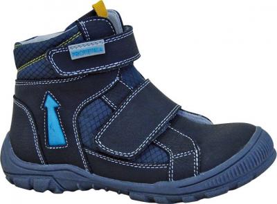 Protetika Chlapčenské zimné topánky Lumir - modré veľkosť č.31