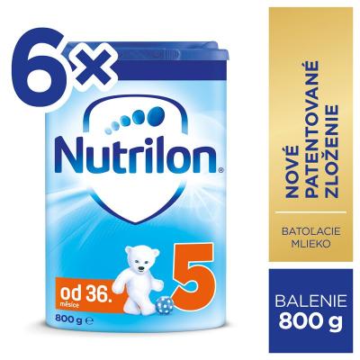 Nutrilon 5 6 x 800 g