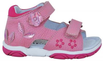 Protetika dievčenské topánky ROSITA , č 25, ružová