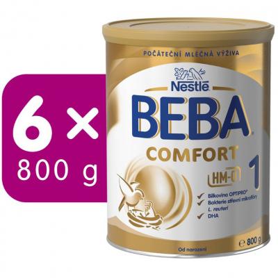 BEBA COMFORT 1 HM-O 6x800G