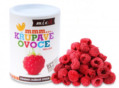 Mixit - Malina - Chrumkavé ovocie