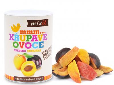 Mixít - Slivka Marhuľa - Chrumkavé ovocie