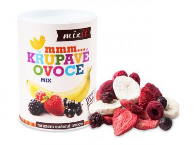 Mixít - Malé Chrumkavé ovocie