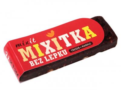Mixít - Mixitka BEZ LEPKU - Čerešňa + Mandle