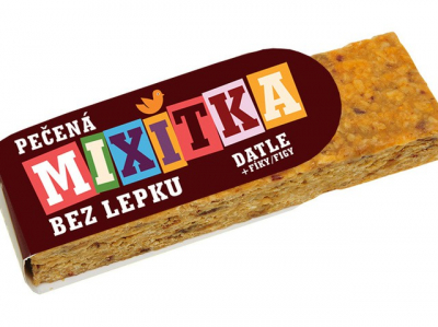 Mixít - Mixitka BEZ LEPKU - Datle + Figy