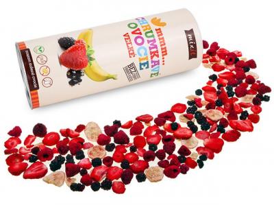 Mixít - Veľké chrumkavé ovocie