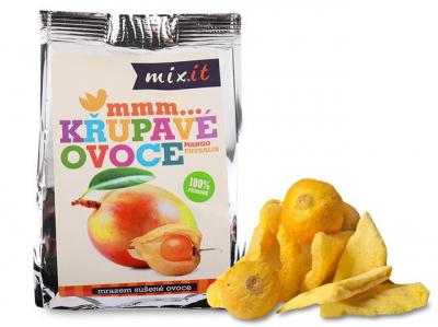 Chrumkavé Mango & Physalis Mixit