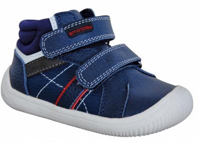 Protetika chlapčenská barefoot obuv DANY NAVY č.32 modré