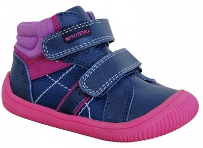 Protetika dievčenská flexi barefoot obuv DANY FUXIA č.32