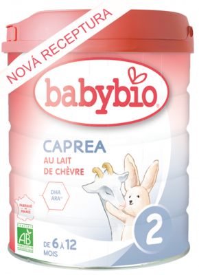 Babybio Caprea 2 900 g