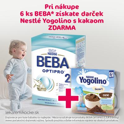 Darček k Beba Optipro 2,3,4 pri kúpe 6ks