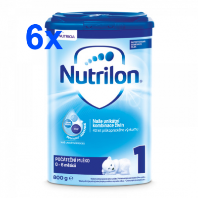 Nutricia Nutrilon 1 6x800 g