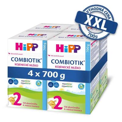 HiPP 2 BIO Combiotik 4 x 700 g