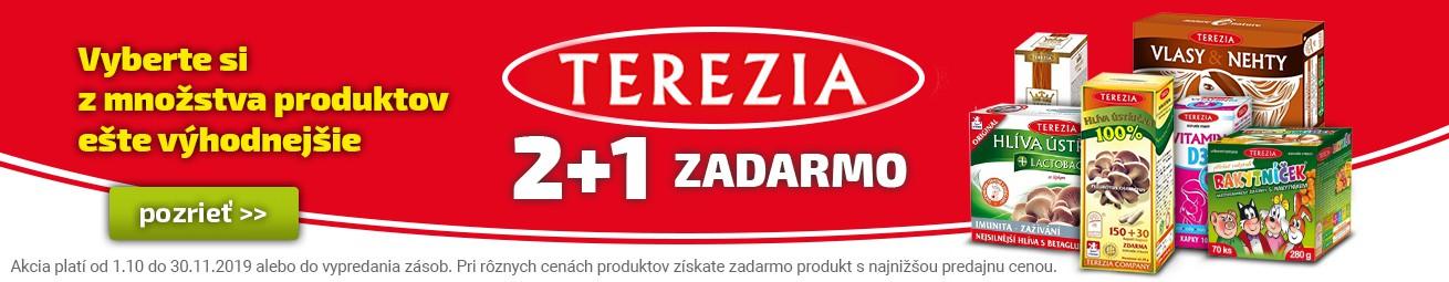 Terezia 2+1