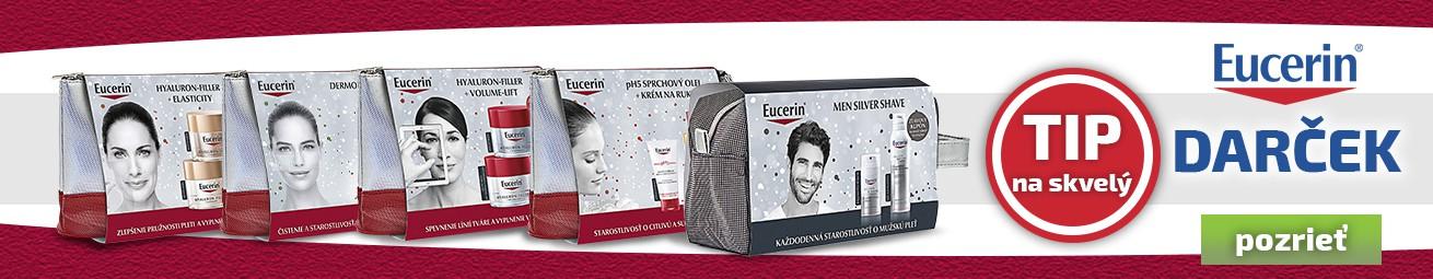 eucerin vianočné